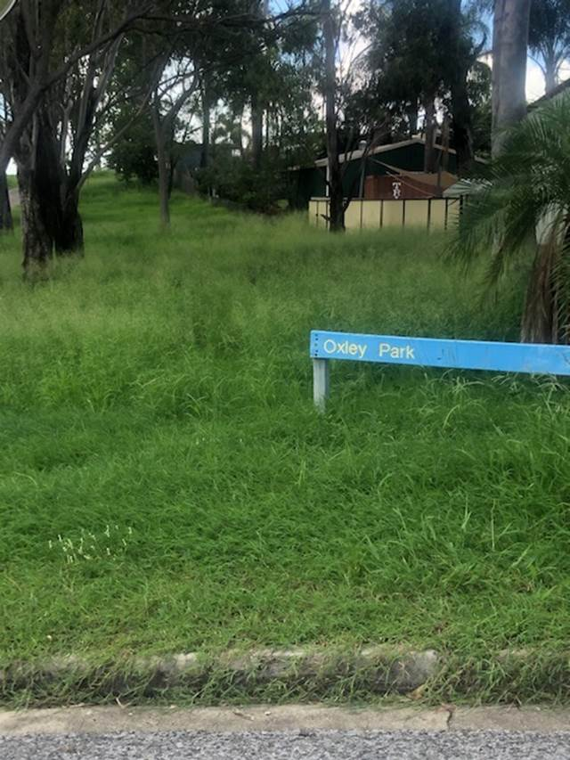 Oxley Park - Before